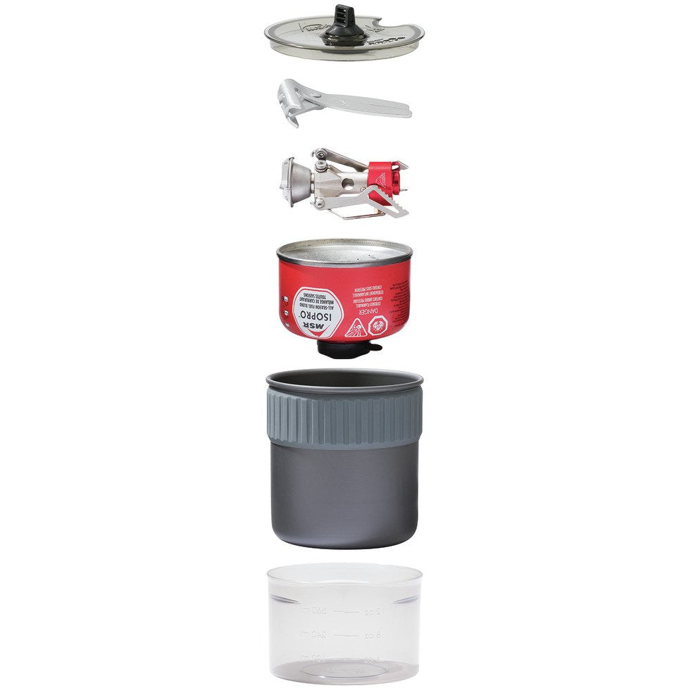MSR Pocket Rocket 2 Mini Stove Kit - Trailhead Kingston