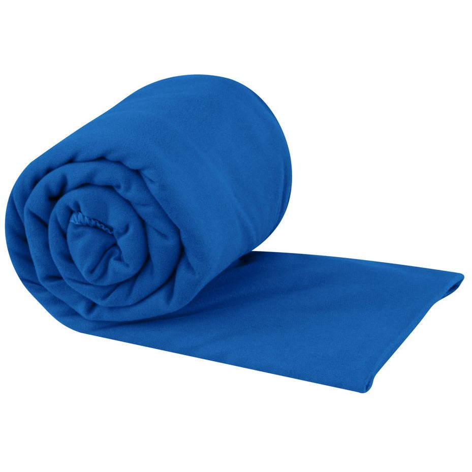 Pocket Towel Large - BLUE