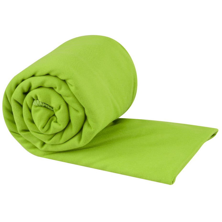 Pocket Towel Large - GREEN