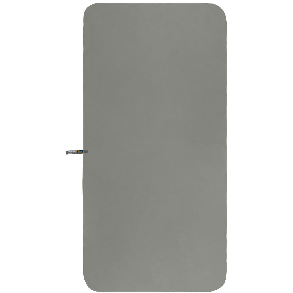 STS Pocket Towel Large - Grey