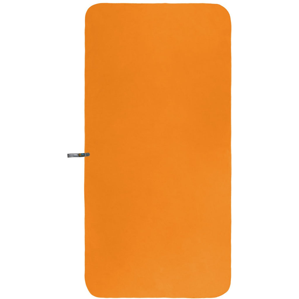 STS Pocket Towel Large - Orange