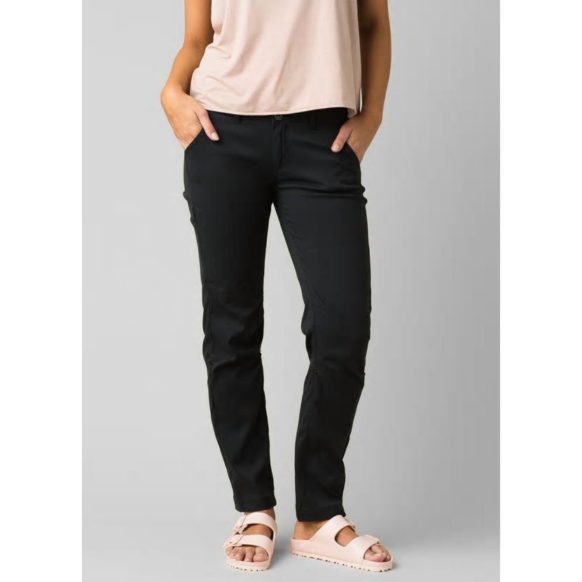 Prana Halle Straight Leg Women's - Black