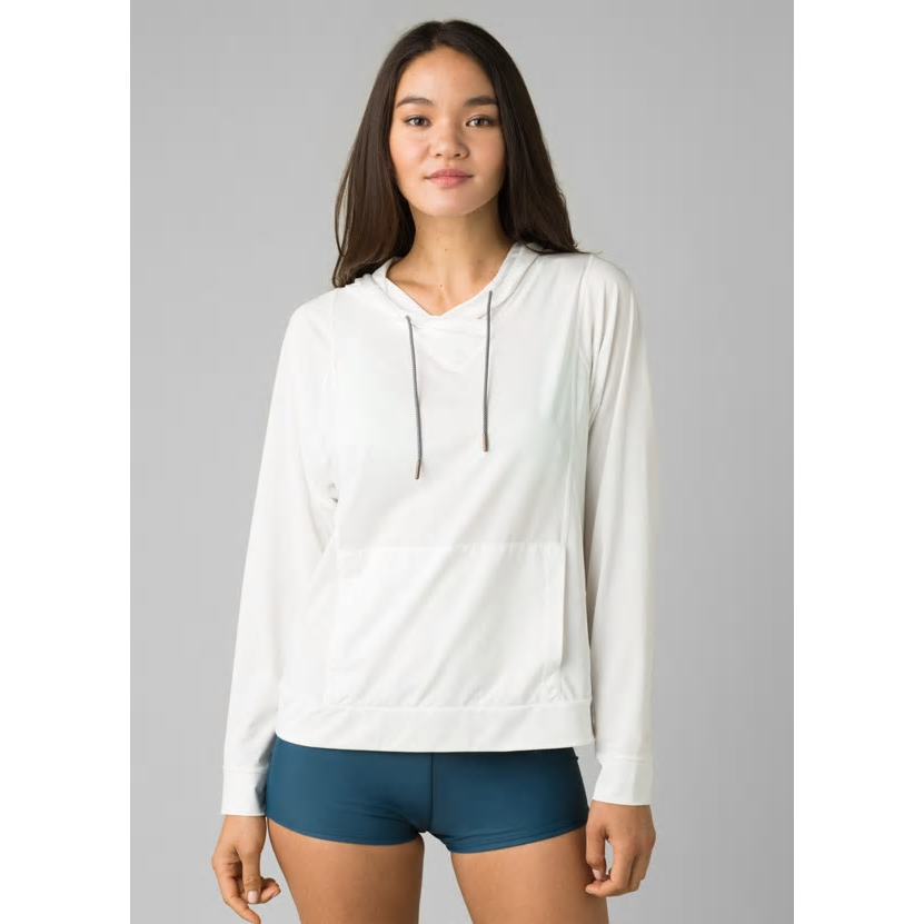 Prana Odea Sun Top - WHITE