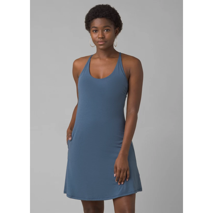 Prana Opal Dress Women's - Nickel