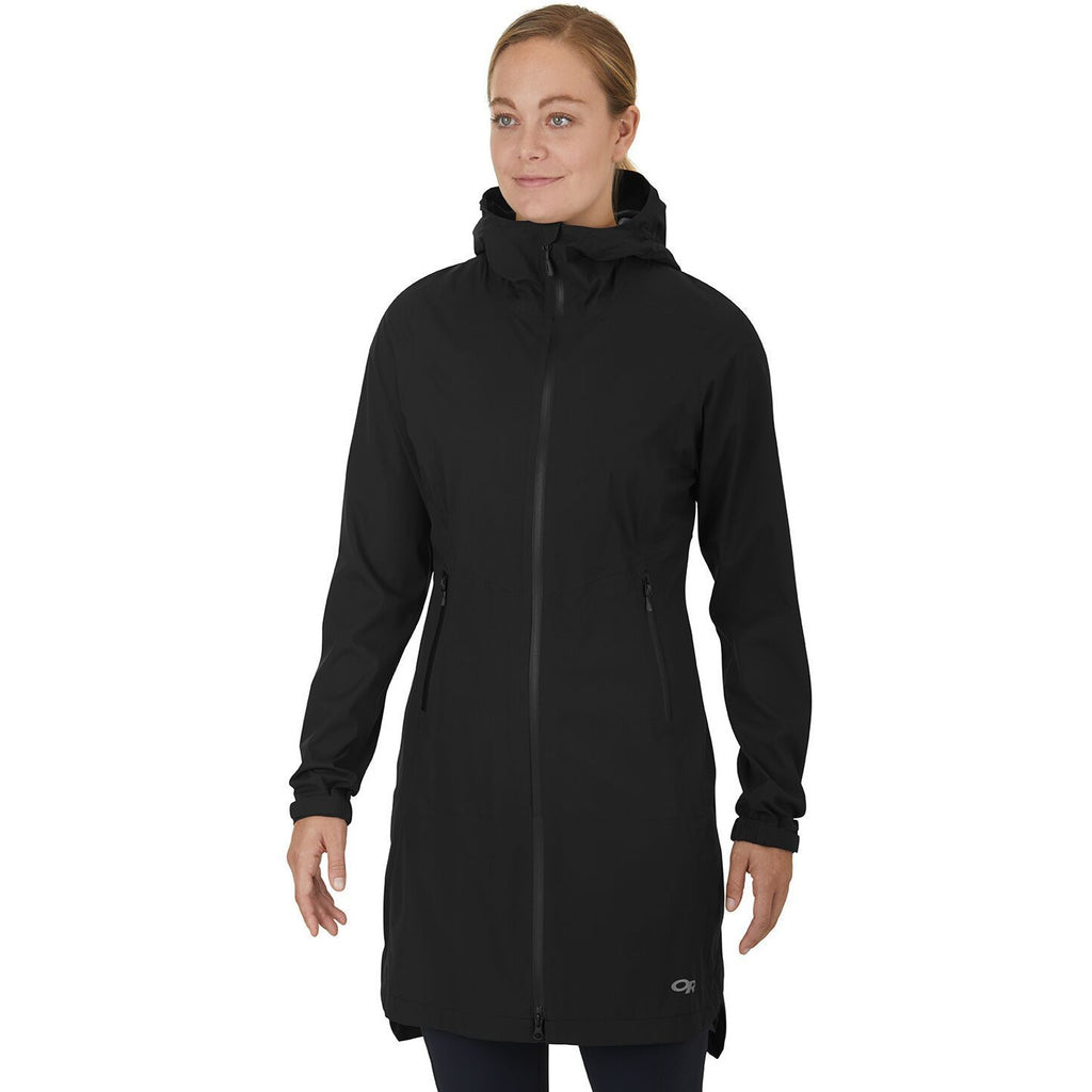 Prologue Storm Trench Wmn - Black
