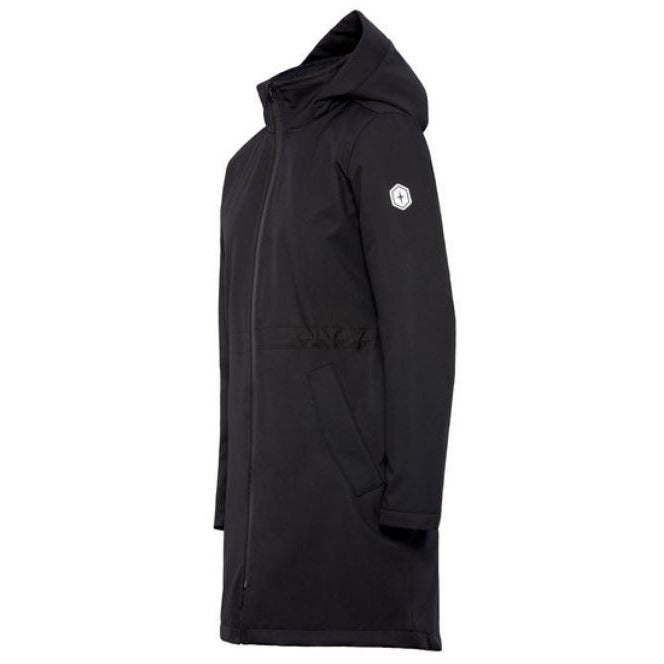 Quartz Jura Jacket  - BLACK