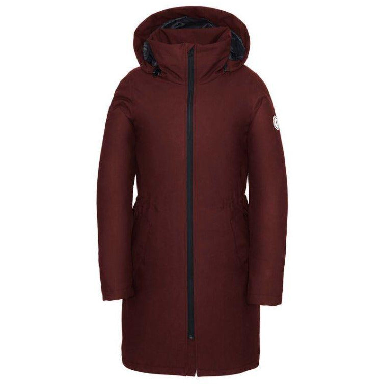 Quartz Jura Jacket  - BURGANDY