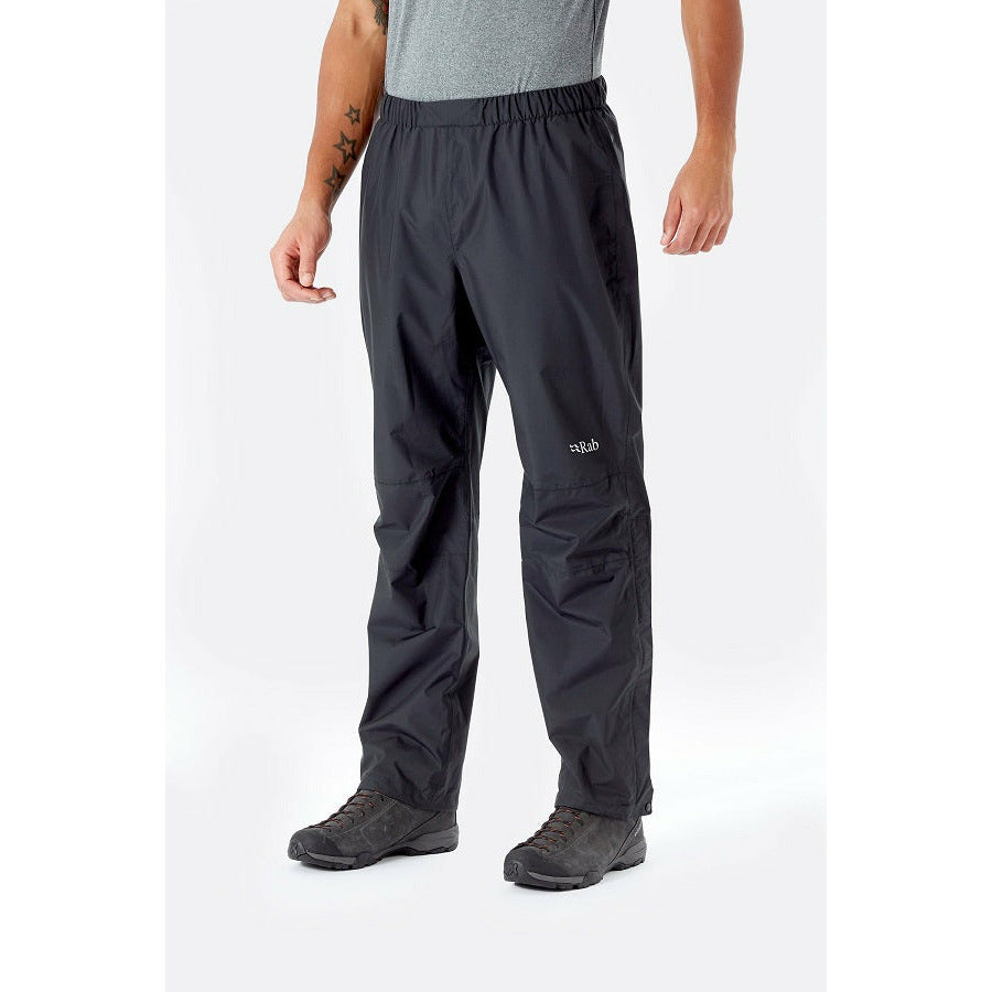 Rab Downpour Eco Pants Men's  - Black