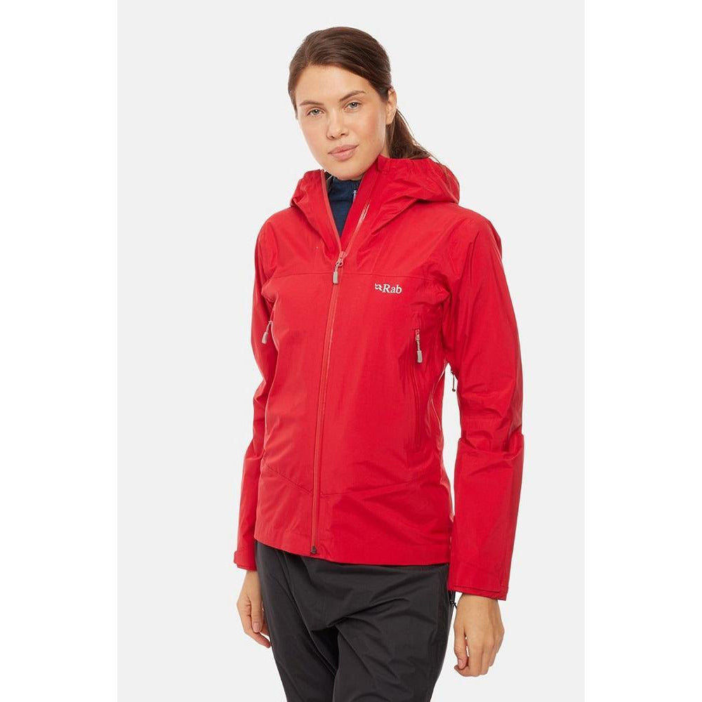 Rab Meridian Jacket  - RUBY