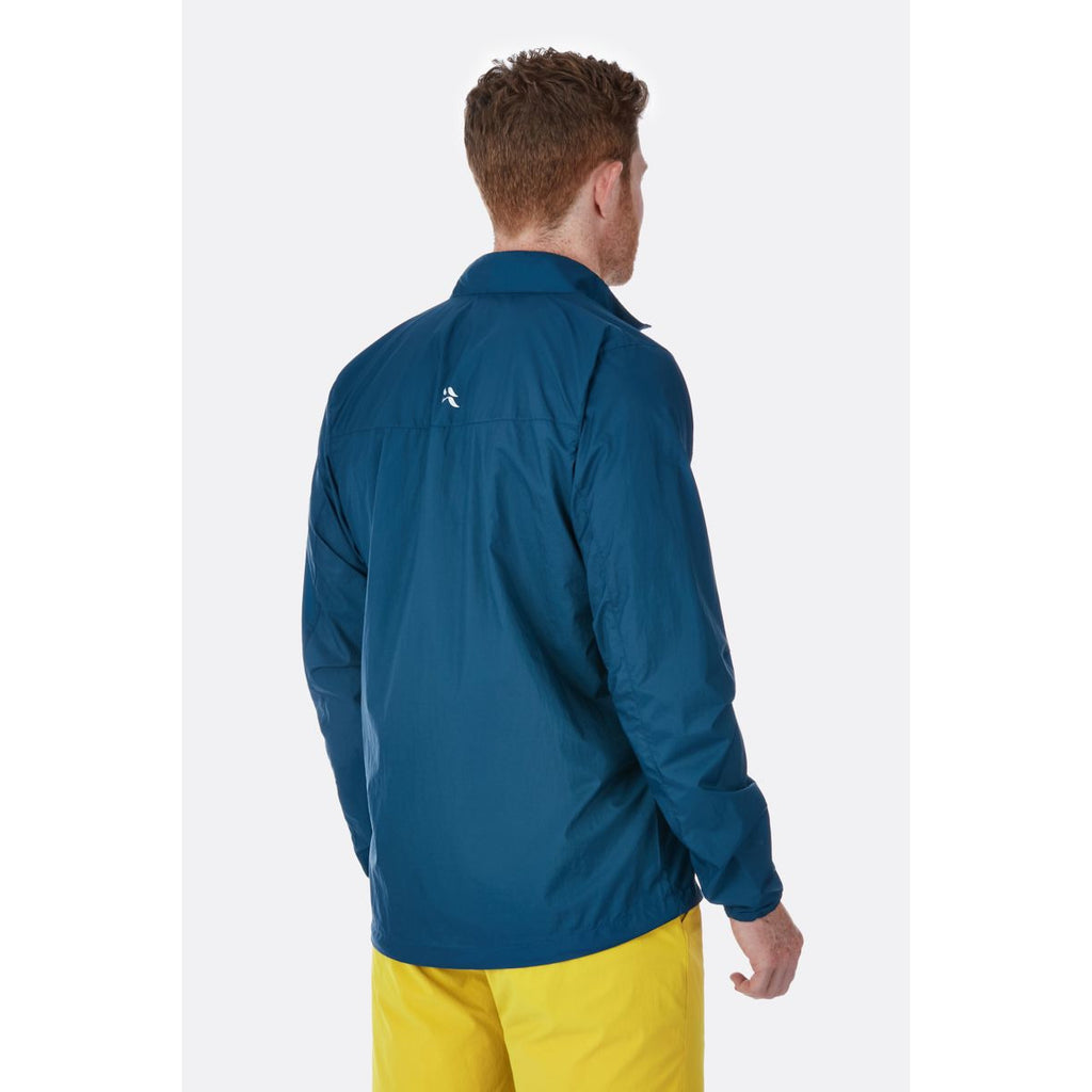Rab Vital Windshell Jacket - Ink
