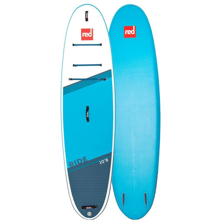"Red Paddle Ride 10'6"" MSL Inflatable SUP"