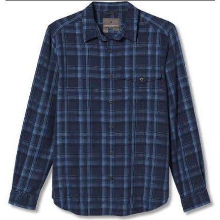 Royal Robbins Sonora Plaid Men's - NAVY