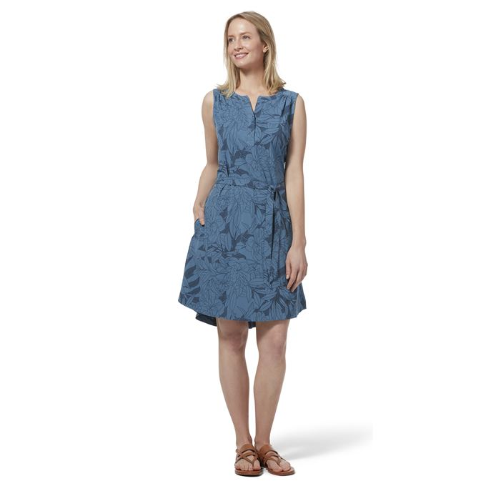 Royal Robbins Spotless Traveller Tank Dress Women's - STELLAR