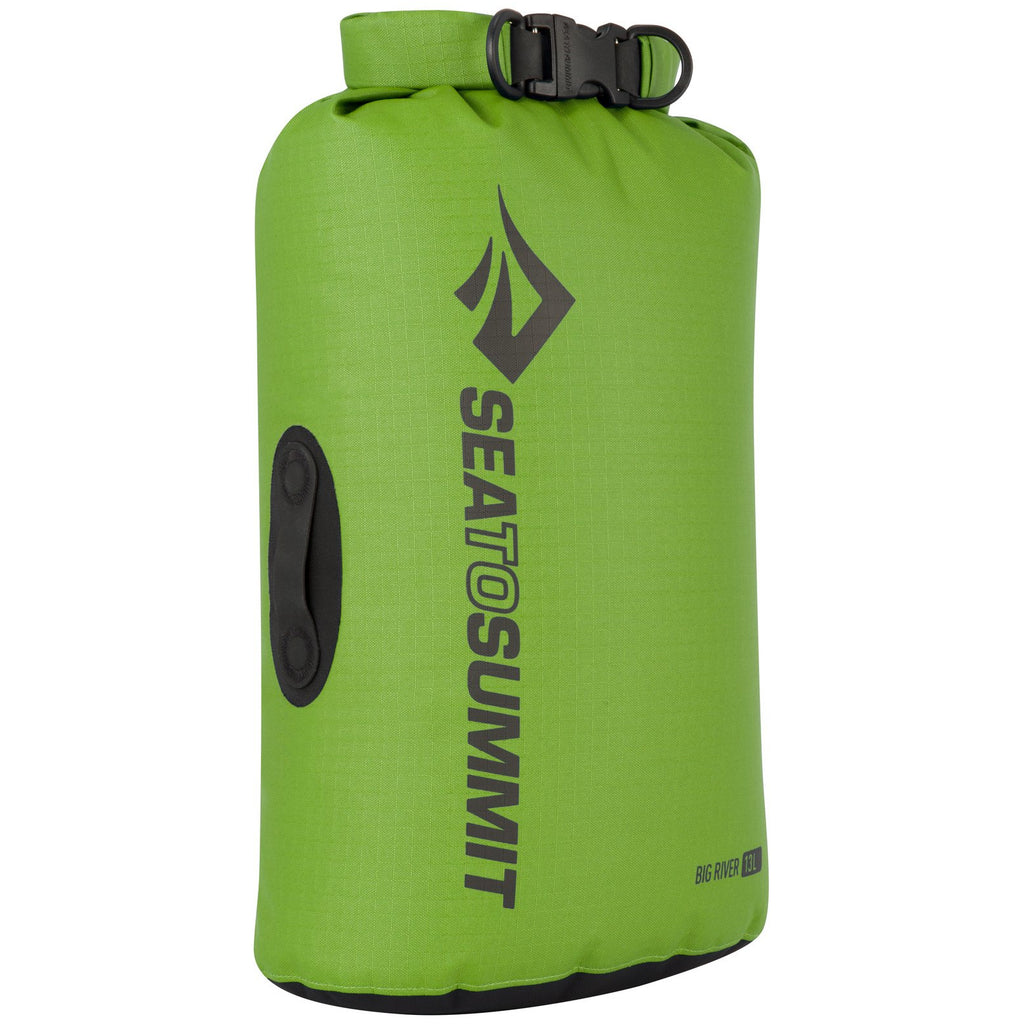 STS Big River Dry Bag 13L - GREEN