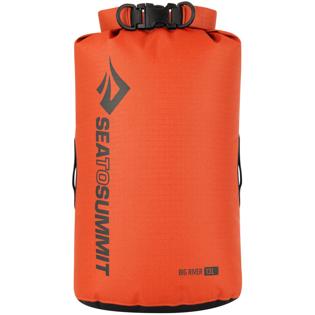 STS Big River Dry Bag 13L - ORANGE