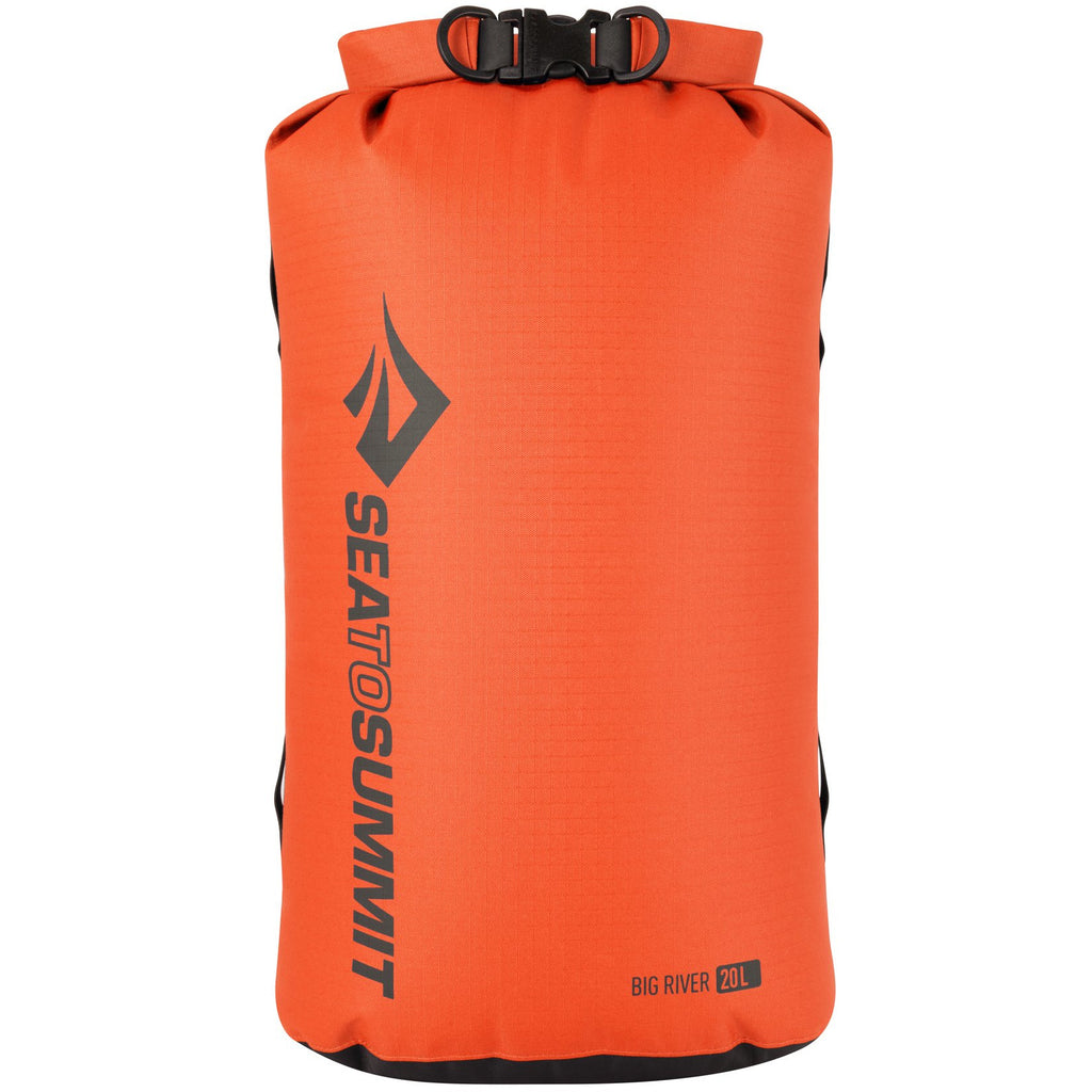 STS Big River Dry Bag 20L - ORANGE
