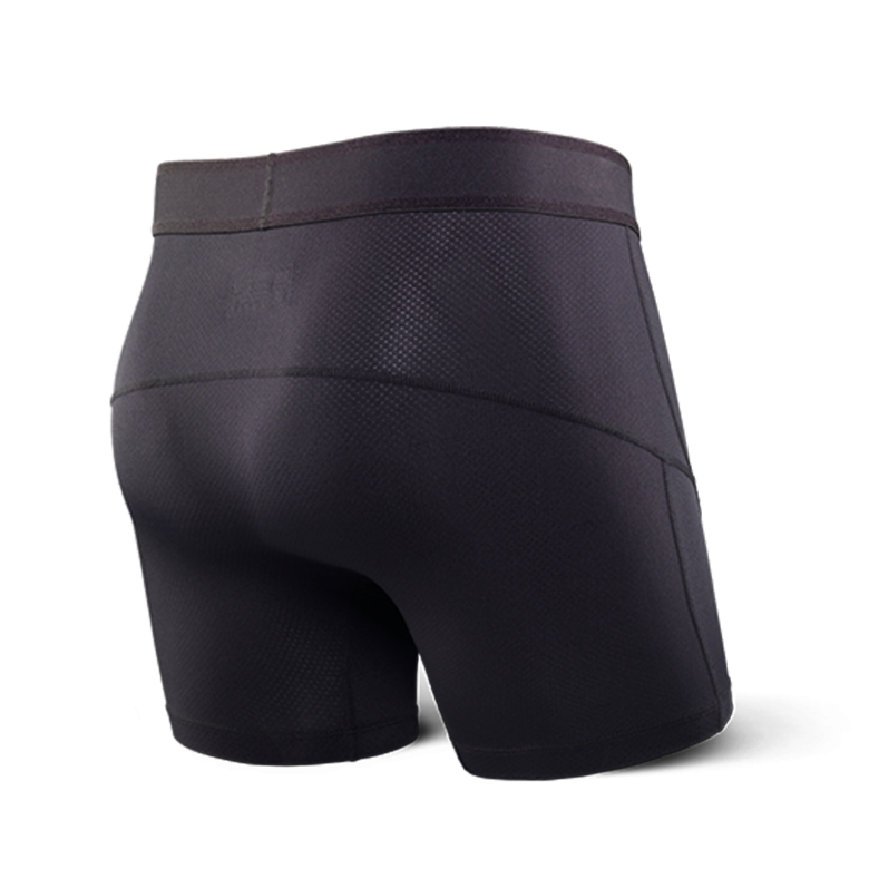 Saxx Kinetic Boxer Men's - Blackout