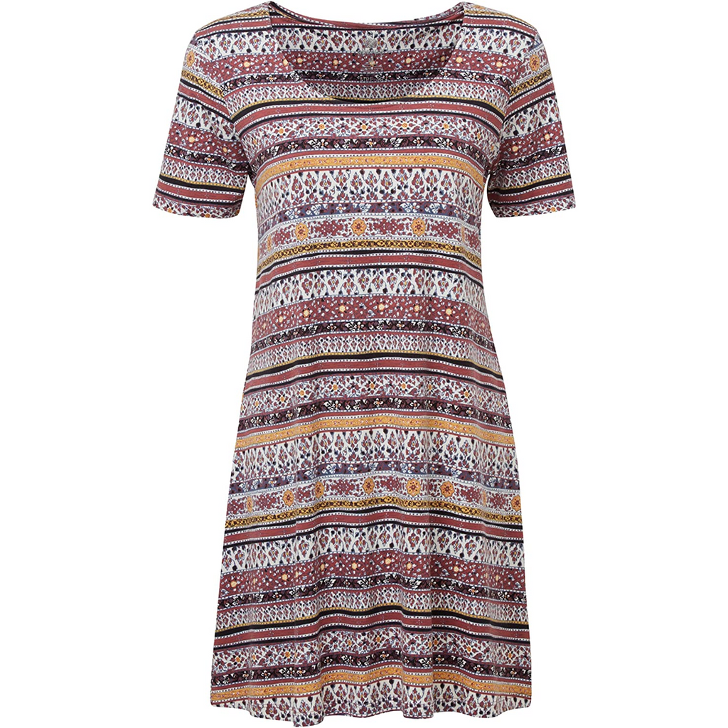 Sherpa Kira Swing Dress Women's - PEETHO