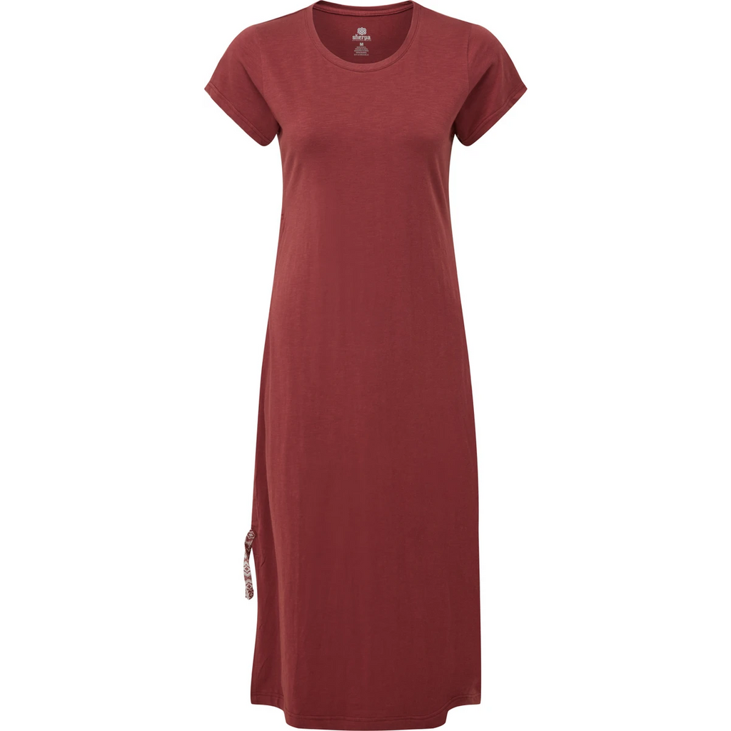 Sherpa Shaanti Dress Women's - RED