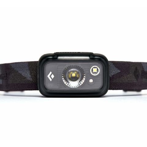 Spot Headlamp - Black