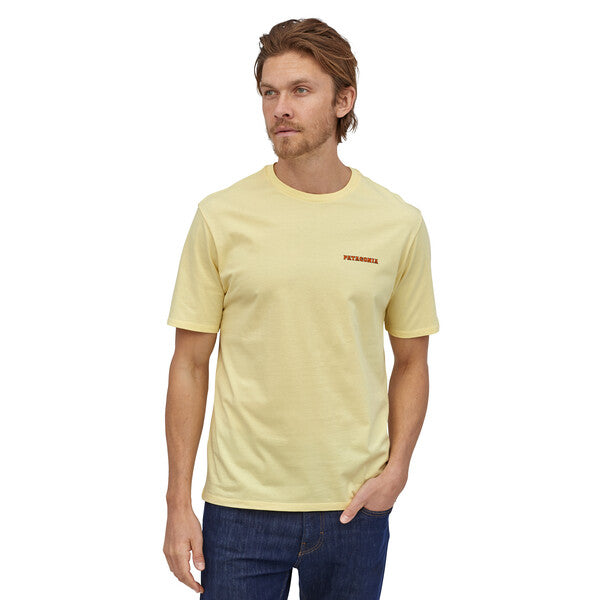 Patagonia Summit Road Organic T-Shirt - REYE