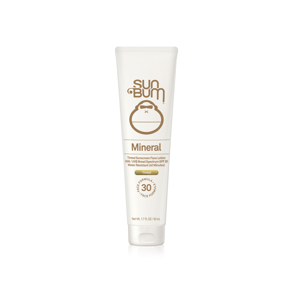 Sun Bum Mineral Tinted Face Lotion 30