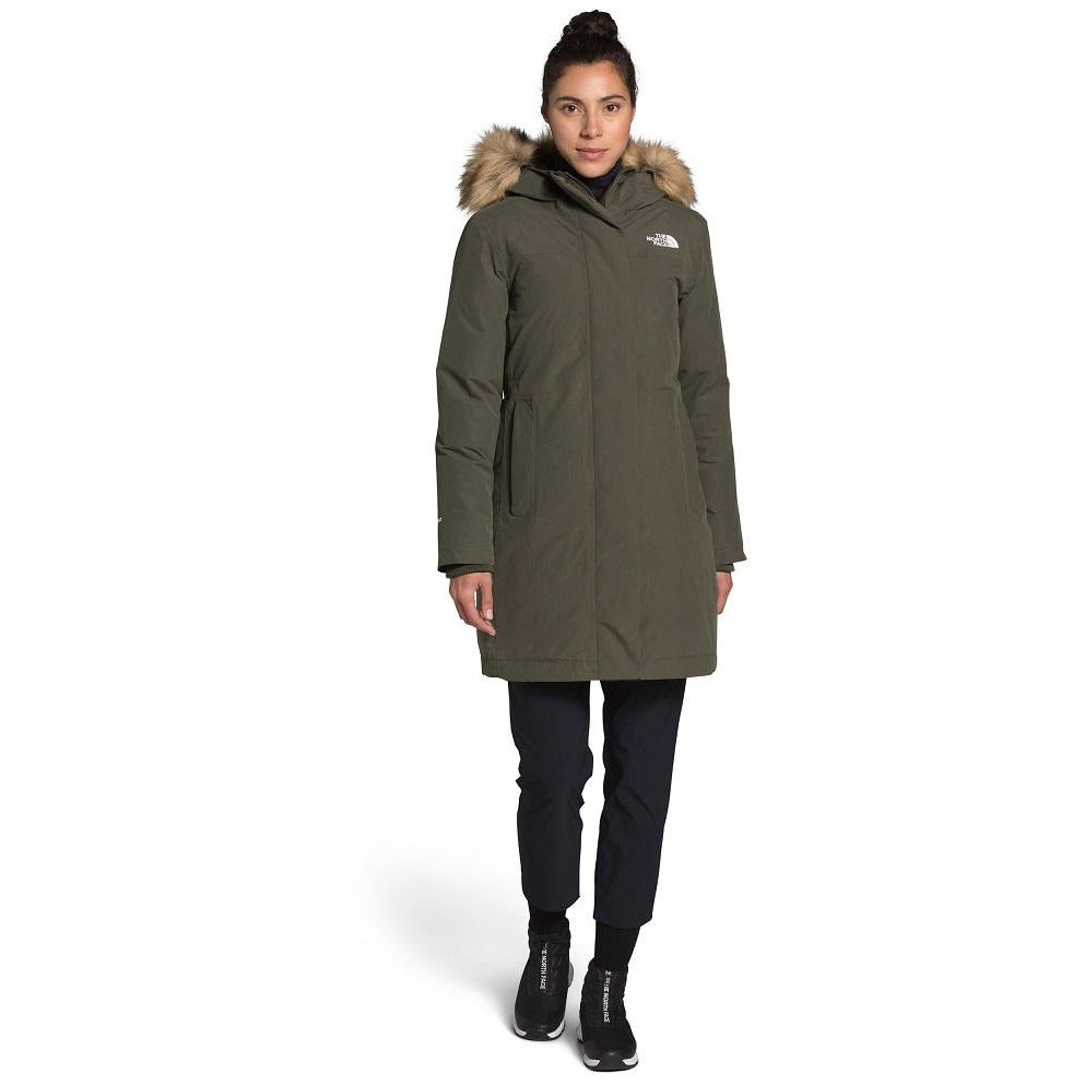 The North Face Arctic Parka II - TAUPE