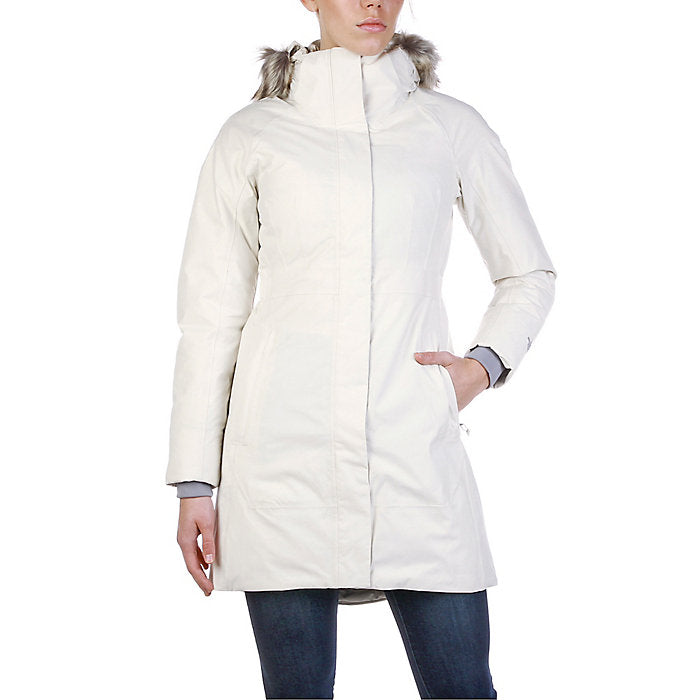 The North Face Arctic Parka II - WHITE