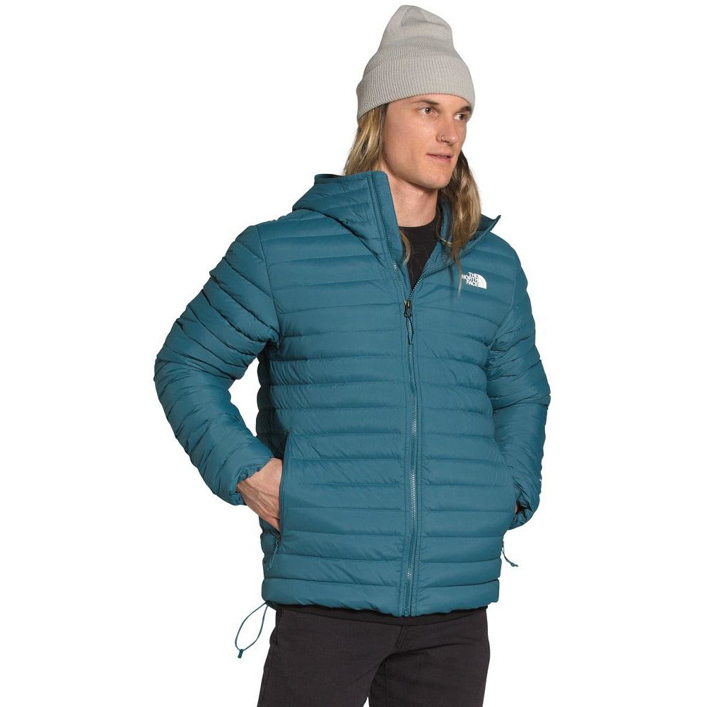 The North Face Stretch Down Jacket - MALLARD