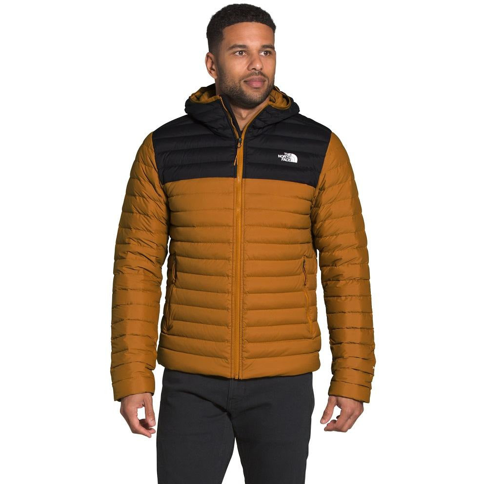 The North Face Stretch Down Jacket - TAN