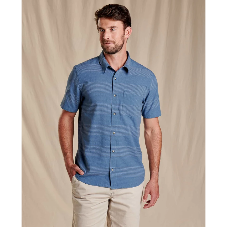 Toad and Co Airlift Short Sleeve Slim Shirt Men's - HIGHTIDE