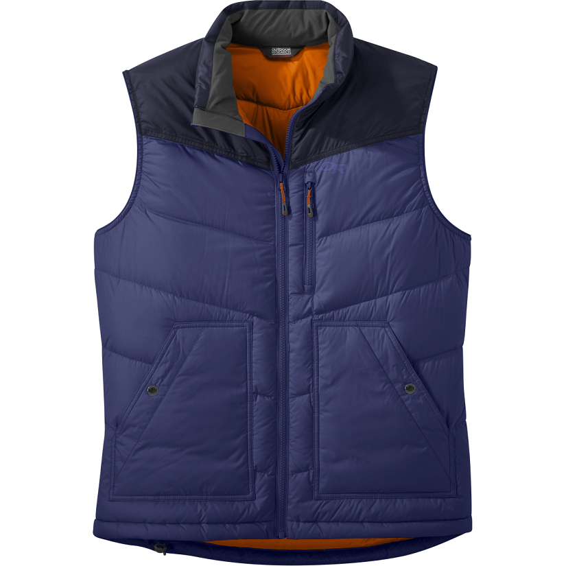 OR Transcendent Down Vest - Twilight