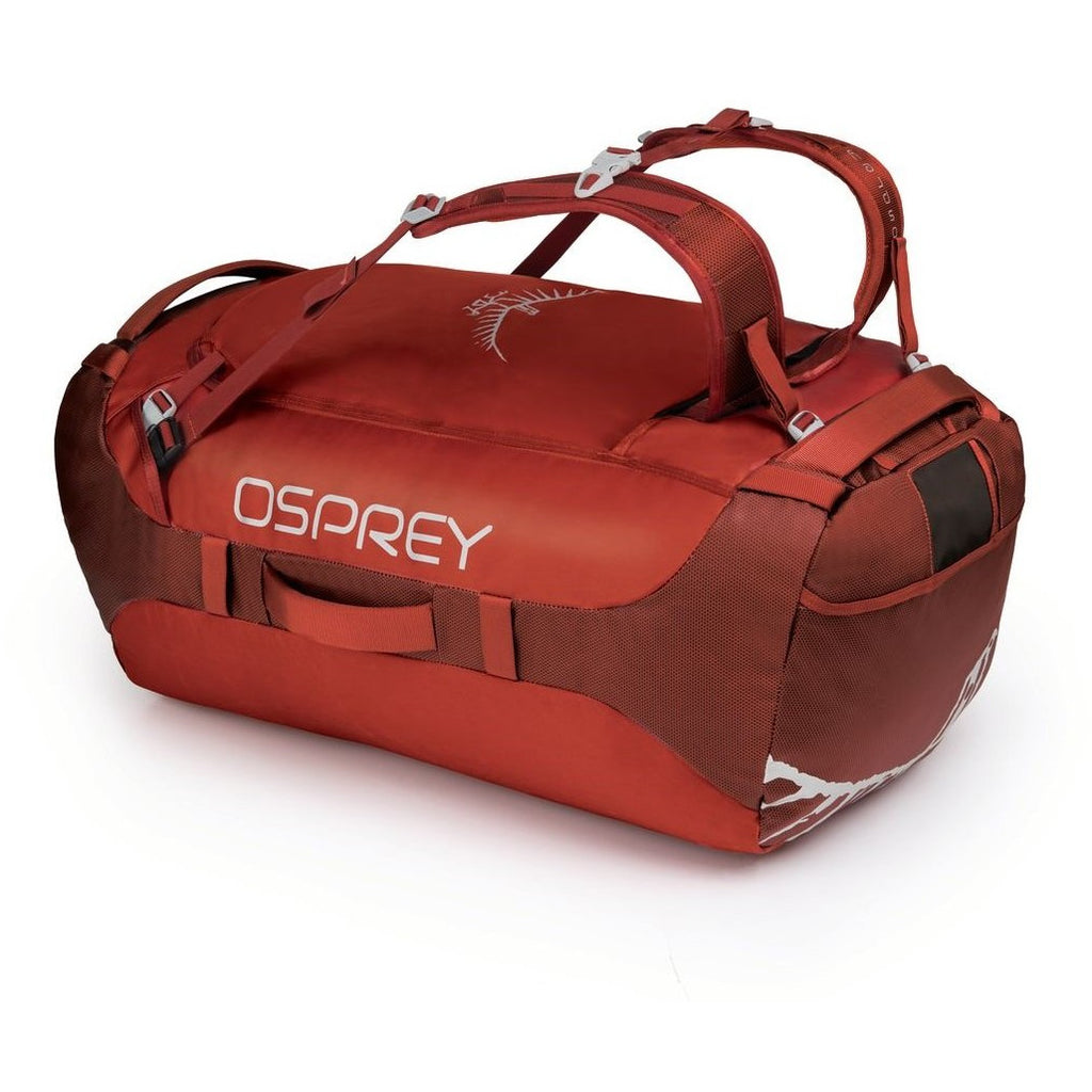 Osprey Transporter 95 Duffel - RED