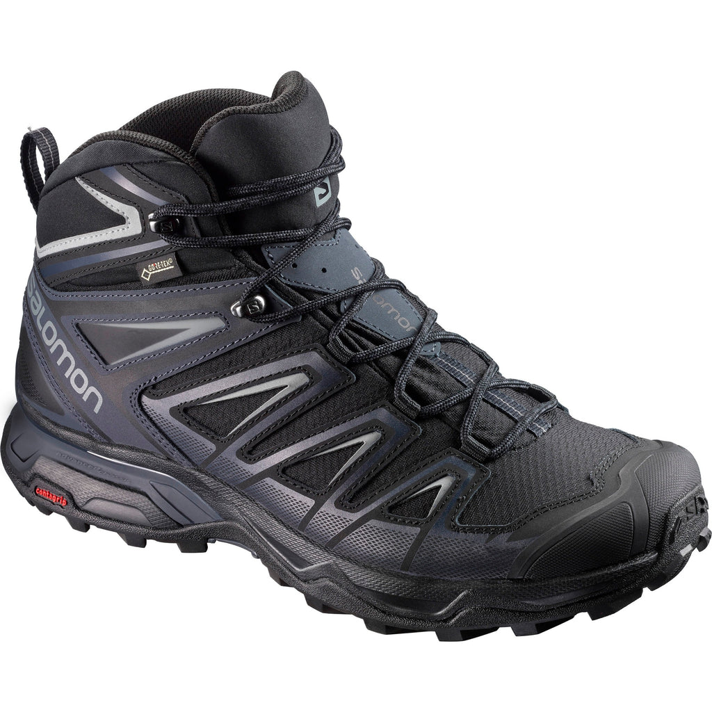 Salomon X-Ultra 3 Mid GTX - Black