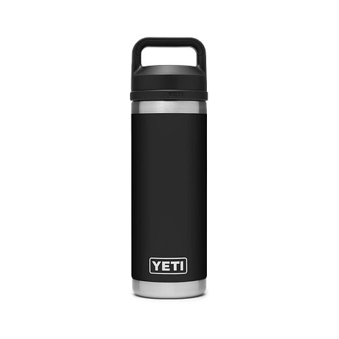 Yeti Rambler 18oz Bottle - Black