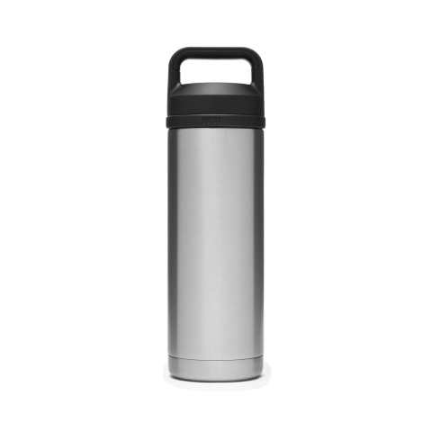Yeti Rambler 18oz Bottle - Stainless Steel