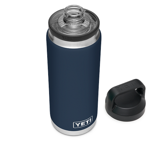 Yeti Rambler 26oz Bottle - Navy