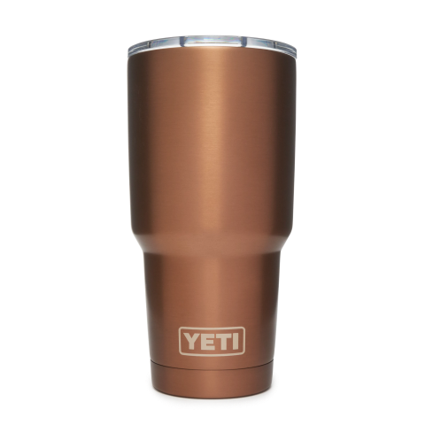 Yeti Rambler 30 OZ Copper