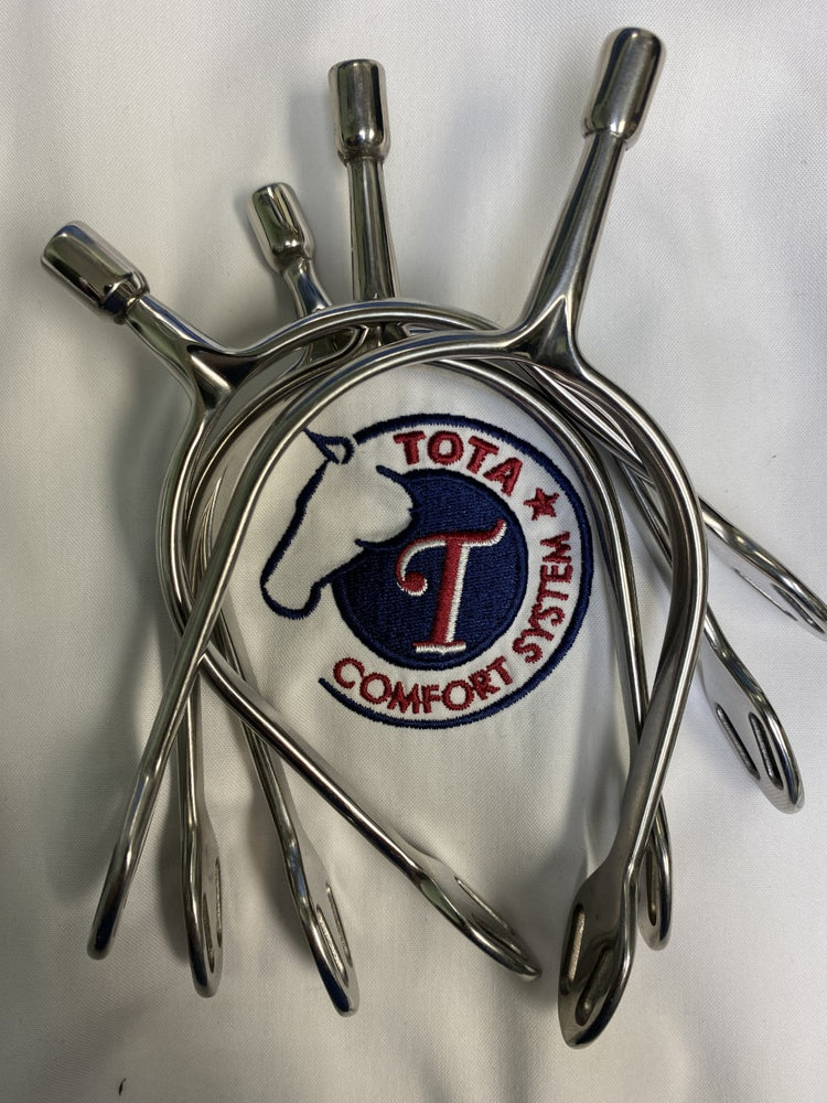 Tota Comfort Pro Series Spur 30mm and 45mm
