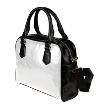 Load image into Gallery viewer, Shoulder Handbags (1634),Black Shoulder Handbag (Model 1634)