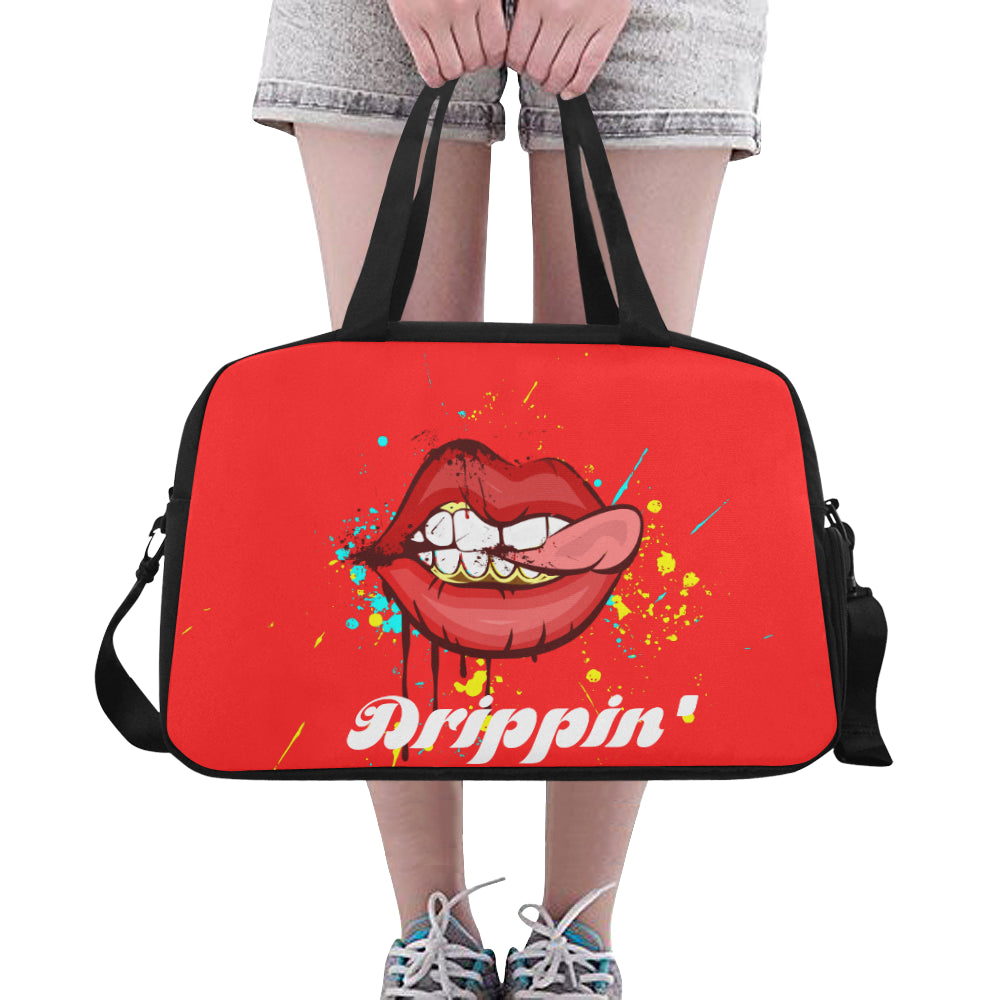 Bags,Drippin' Travel Bags