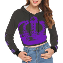 Load image into Gallery viewer, Sweatshirt/hoodie,Crown the Queen Hoodie