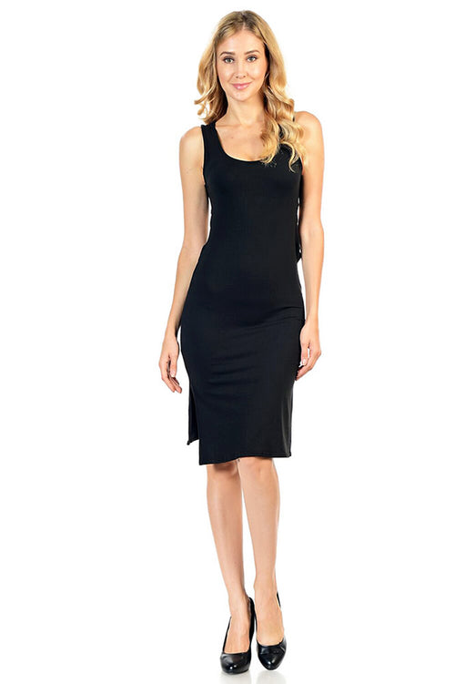 Diamante Fashion Women's Dress - Style C81
