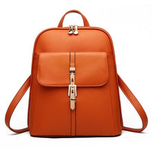 Load image into Gallery viewer, Backpack Women  rucksacks for girls Women lady