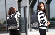 Load image into Gallery viewer, Bags & Wallets,Women Backpack Mochila Bag Men And Women