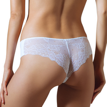 Load image into Gallery viewer, Lace Brazilian Panty Lauma Lingerie