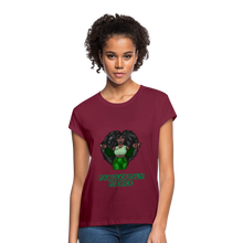 Load image into Gallery viewer, Women's Relaxed Fit T-Shirt,Fabulously Fierce T-shirt
