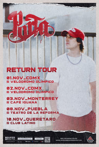 PORTA - Return Tour 2019  | SUNDAY, NOVEMBER 10TH