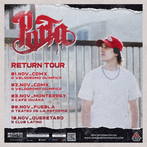 PORTA - Return Tour MEXICO 2019