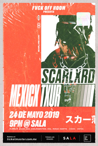 SCARLXRD      |       FRIDAY, MAY 24TH